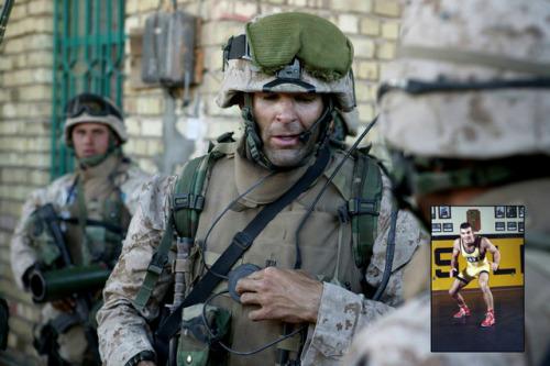 in memoriam major doug zembiec usmc marines navy wrestler wrestling unapologetic warrior lion of fallujah