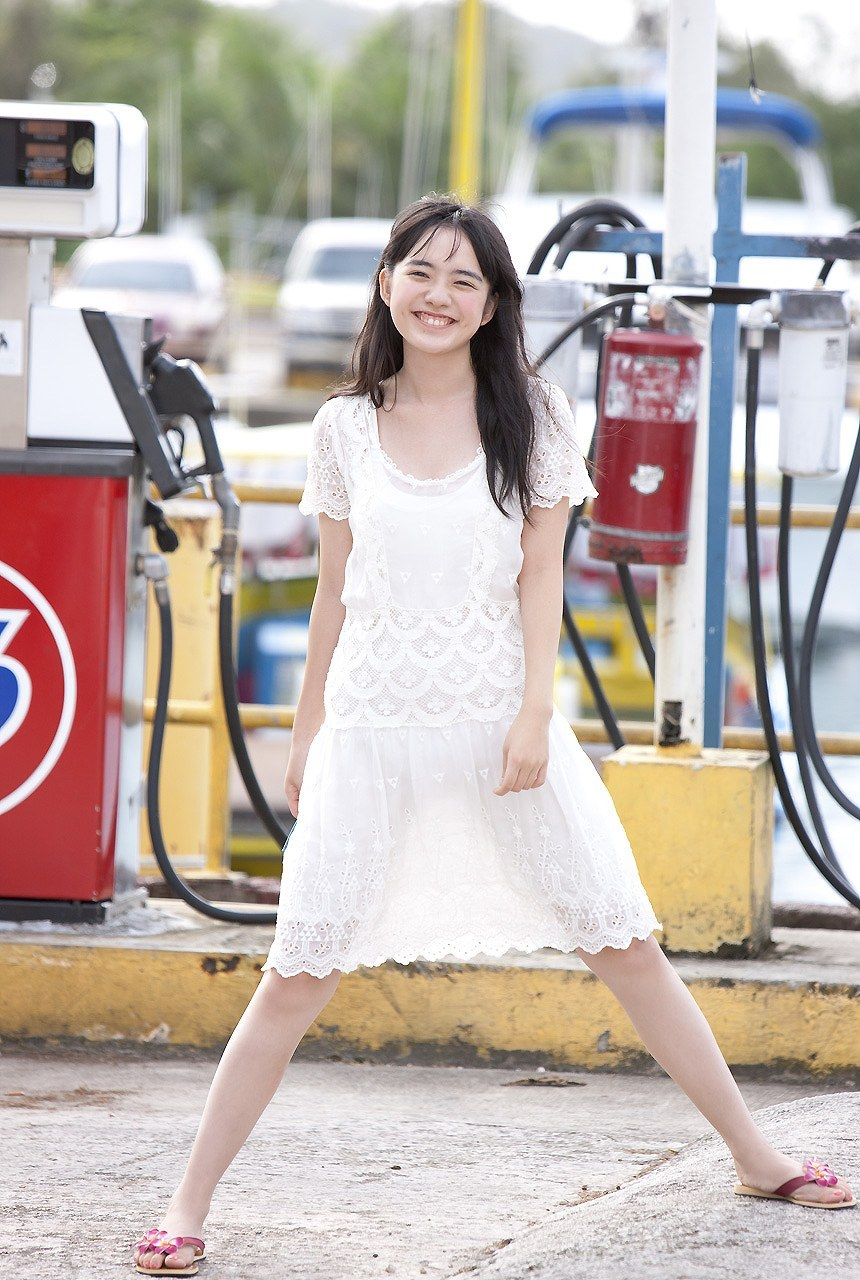 THE・清純な小島藤子。