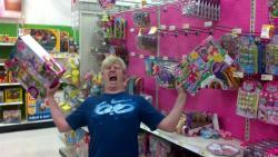 acracebest:  Decided to casually stroll through the pink aisle in Target