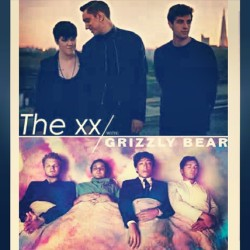 Who wants to watch the XX  & Grizzly Bear show with on June 12th @ The Fillmore? 👯🎶👯🎶👯🎶 #music #thexx #xx #grizzlybear #beats #fillmore  #detroit #dance #cheers #hotlikefire #stars #wanderlust #traveler #rua #hobo #gypsy #suitcase
