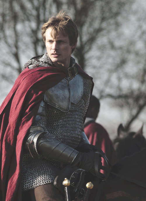 There is something about you, Arthur Pendragon. Something which gives me hope for us all.