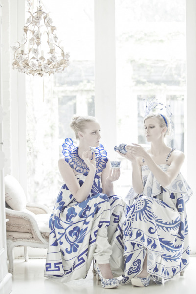 "stormtrooperfashion:  ""Porcelain Wear"" by Vikk Shayen for YoFond, October 2012"