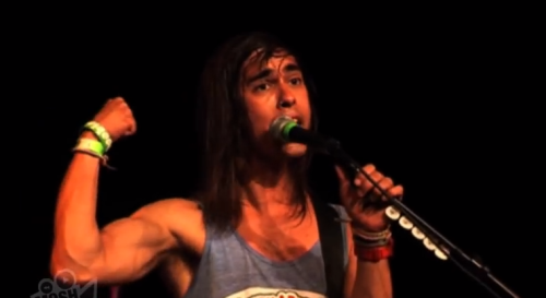 vic fuentes muscles | Tumblr Vic Fuentes Muscles