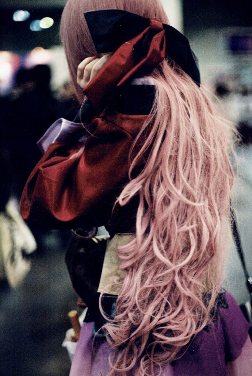 hermicent:  Beautiful Hair@HyperJapan (by ninetimesfined)