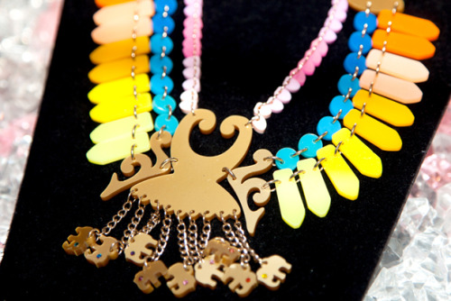 faderstyle:  CHECK OUT AWESOME TATTY DEVINE JEWELS AT PATRICIA FIELD