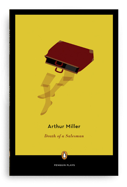 Death Of A Salesman - Arthur Miller Ever since it was first performed in 1949, Death of a Salesman has been recognized as a milestone of the American theater. In the person of Willy Loman, the aging, failing salesman who makes his living riding on a smile and a shoeshine, Arthur Miller redefined the tragic hero as a man whose dreams are at once insupportably vast and dangerously insubstantial. He has given us a figure whose name has become a symbol for a kind of majestic grandiosity—and a play that compresses epic extremems of humor and anguish, promise and loss, between the four walls of an American living room.