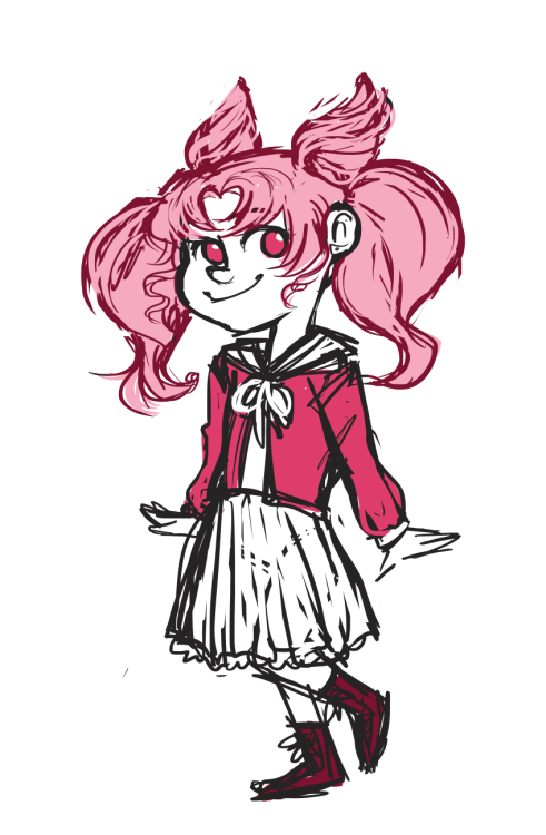 rly quick chibiusa before i go sleep