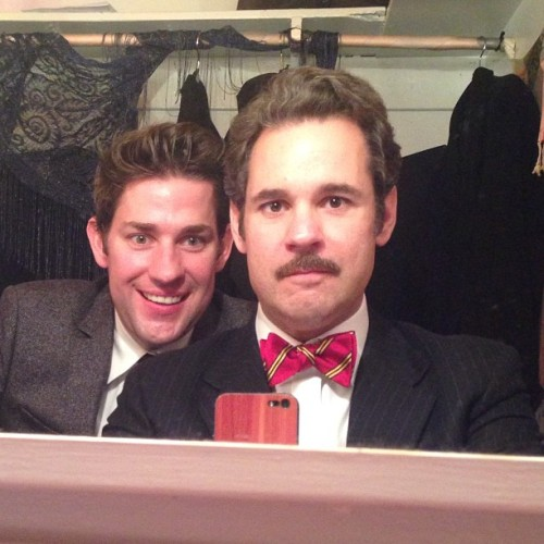 paulftompkins:  You… you can see it, right? Behind me? (at Largo at the Coronet)