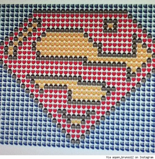 "There is No Emoji Strong Enough to Express Our Love for This Superman Emoji Art By Caleb Goellner Despite engaging in the occasional obnoxious emoji battle with friends on my phone, I was mostly ignorant of the artform's fuller potential… until today. Gizmodo scoured the #emojiart hashtag on Instagram and pointed out that the tiny digital symbols have a higher calling, principally being used to form a giant emoji version of Superman's ""S"" shield. Not only that, well-place emoji-filled text messages and online chats are being used every day to tell fun sequential art stories. Are emoji comics the next digital/web/motion comic revolution??? We'll get to work answering that question on CA soon, but you can enjoy the full splendor of a Superman emoji mosaic after the cut. Bravo, aspen_brunso12."