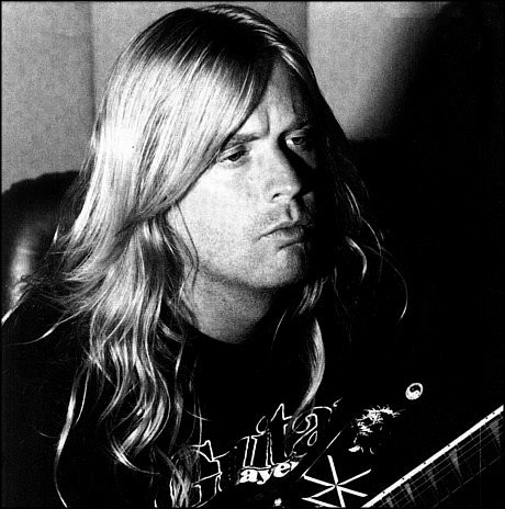 "Rest In Peace - Jeffrey John ""Jeff"" Hanneman January 31, 1964 - May 2, 2013 Slayer"