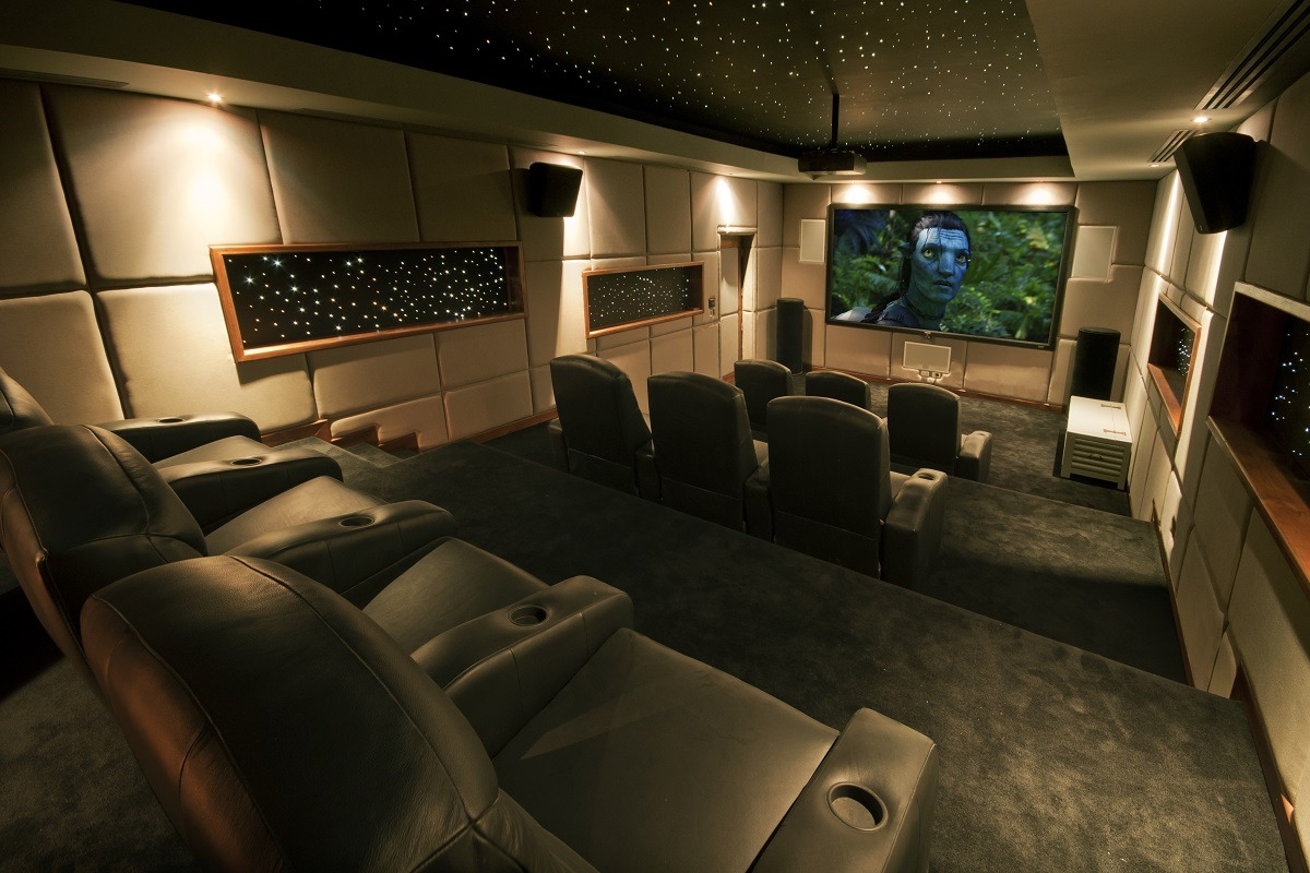 Interior design inspiration cinema rooms luxury Interior designing games