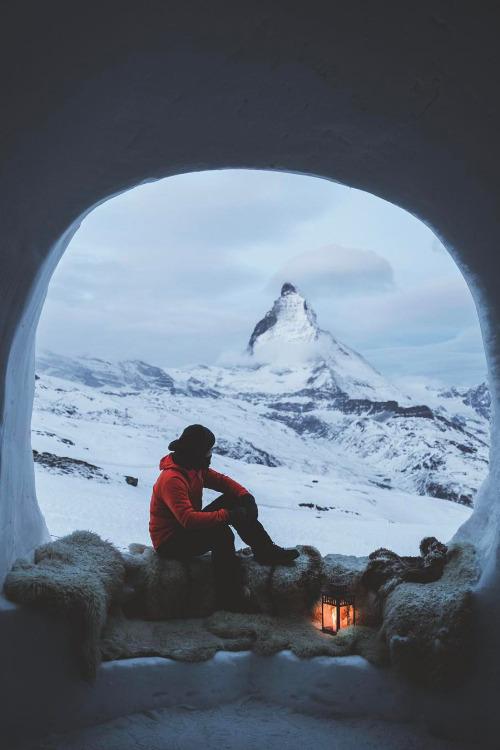 banshy: Zermatt by Alexandra Taylor