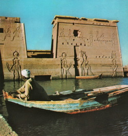 endilletante:  L'Egypte, collection Monde et voyages, Editions Larousse, 1975.
