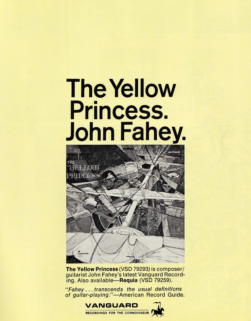 The Yellow Princess (1968)