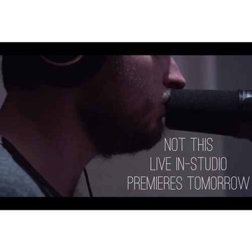 Our live in-studio video for Not This premieres tomorrow on @Substream. We are very excited to share it with you. Catch it tomorrow!