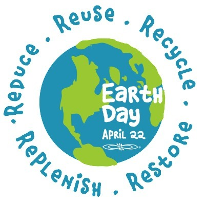 :: INVESTMENT :: Happy Earth Day, BOIS! Let's all practice global responsibility and treat the Earth with the respect she deserves.  Remember, whenever possible, try to Reuse, Recycle, Restore, replenish and reduce.  Thanks for doing your part. :-)  Enjoy this day!