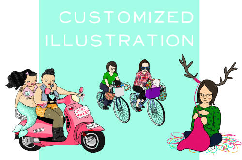 Custom illustrations are back, too! Jump on it!