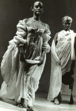 voguelovesme:  John Galliano S/S 1985