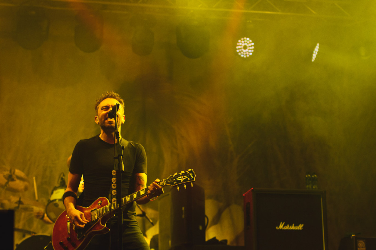 Tim Mcllrath at RAMFEST 2013 in South Africa