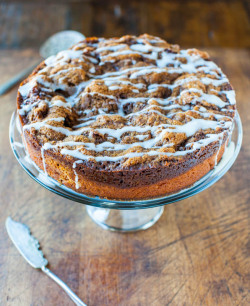 foodopia:  cinnamon roll coffee cake: recipe here
