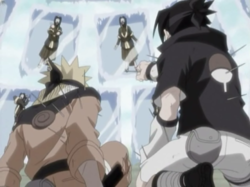 When I think about Sasuke and Naruto I always think first about their fight with Haku. Regardless of the fact that I actually like Hinata and Sakura and believe they are both great girls. My OTP has always been SasuNaru. Now that this series is coming to a close, I think even more often about the beginning.