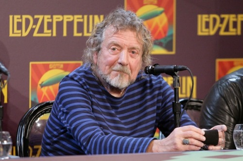 Robert Plant has hinted that he's open to a Led Zeppelin reunion next year.
