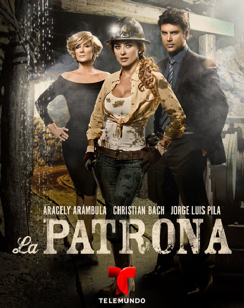 "So I'm back from my Novela hiatus for this novela…""La Patrona"" of novelas, if you will! You have been warned.  In summation, ""La Patrona"" is a refreshing take on ""La Duena"". Actually, its more of a spiritual cousin rather than a remake. So far, I like what I'm seeing story-wise. ""Soy Tu Duena"" the Televisa remake of ""La Duena"" is also playing on Univision (at 3pm I think). The difference between ""Soy Tu Duena"" and ""La Patrona"" is that ""Soy Tu Duena"" offers nothing new to the table. It's pretty much just a carbon copy of the original novela. """