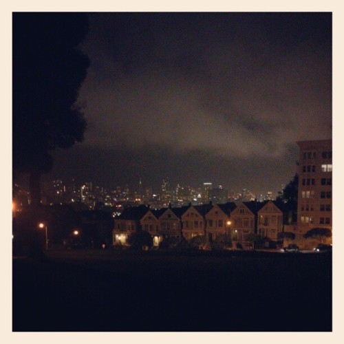 My favorite view in sf, from my favorite park in sf
