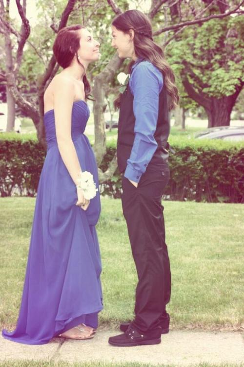 kaeandlucy:  last night me and my girl friend of 9 months went to prom and everyone kept saying they were so proud of us for being brave enough to go together and it made me think of y'all. you two are my favorite and i love seeing you guys so happy it gives me hope that me and her will last as long as you two. i just wanted to share this photo because its my favorite one and you guys are just my absolute fav. hehe xoxo