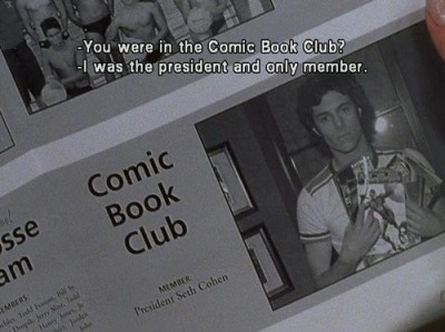 37 Reasons Seth Cohen Is The Perfect Boyfriend on We Heart It - http://weheartit.com/entry/55308771/via/thomasine_chadare   Hearted from: http://www.buzzfeed.com/jessicamisener/37-reasons-seth-cohen-is-the-perfect-boyfriend
