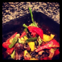 Simple Sautéed Veggies with SalsaI missed the farmers market this weekend, and therefore did not get my weekly quota of fresh…View Post