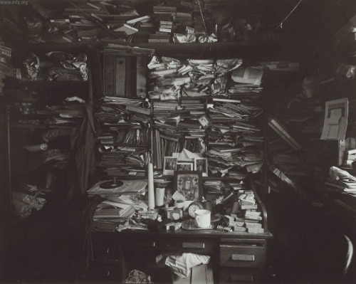 tytusjaneta: Labyrinth In My Atelier, 1960. by Josef Sudek