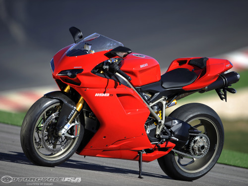 I don't think there is anything sexier than a Ducati.