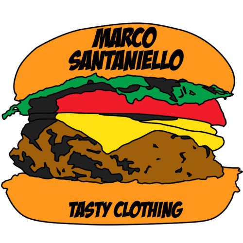 COMING SOON  2013 MARCO SANTANIELLO TASTY CLOTHING TSHIRTS
