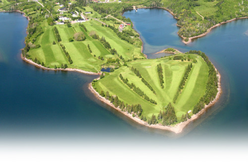 authenticseacoast:  Another season of Nova Scotia golf begins tomorrow at Osprey Shores Golf Resort. It's a great time to play this oceanside course with special spring golf getaway packages available.