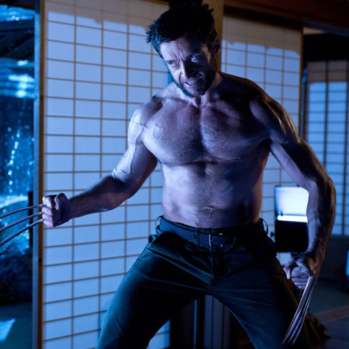 New image from The Wolverine The Wolverine has released a new image, with Logan baring both teeth and claws as he prepares himself for a scrap…