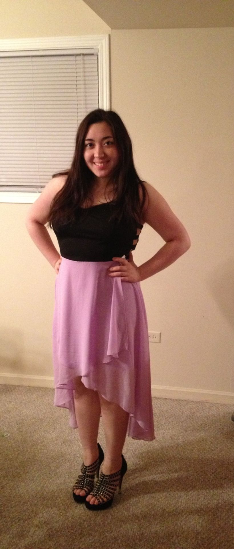 fffcuk:  therealmulan:  i got my dress and shoes for my formal woooooo :)  WOW