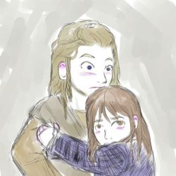 tallyttk:  i'd imagine kili was always a possessive little brat towards any other dwarflings who'd try to play with fili