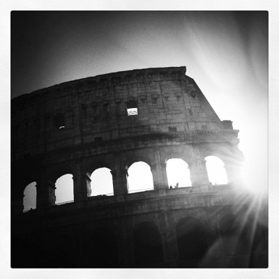 Shadow (at Colosseo)