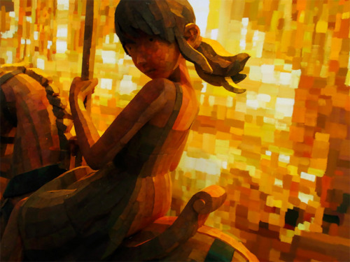 paintvrlife:  by Shintaro Ohata