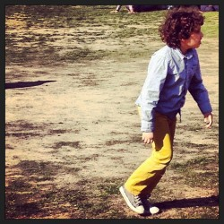 On the national mall. I like his #style. #kids #children