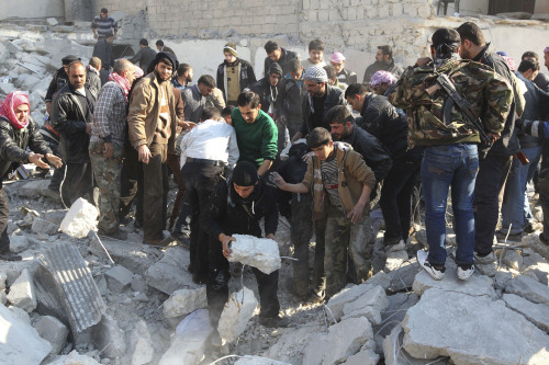 "reuters:  More than 60,000 people have died in the Syrian uprising and civil war, the United Nations said on Wednesday, dramatically raising the death toll in a struggle that shows no sign of ending. Dozens were killed in a Damascus suburb when a government air strike turned a petrol station into an inferno, incinerating drivers who had rushed there for a rare chance to fill their tanks, activists said. ""I counted at least 30 bodies. They were either burnt or dismembered,"" said Abu Saeed, an activist who arrived at the area an hour after the raid occurred at 1:00 PM (1100 GMT) in Muleiha, a suburb on the eastern edge of the capital. U.N. Human Rights Commissioner Navi Pillay said in Geneva that researchers cross-referencing seven sources over five months of analysis had listed 59,648 people killed in Syria between March 15, 2011 and November 30, 2012. ""The number of casualties is much higher than we expected and is truly shocking,"" she said. ""Given that there has been no let-up in the conflict since the end of November, we can assume that more than 60,000 people have been killed by the beginning of 2013."" READ ON: U.N. raises Syria death toll to 60,000"