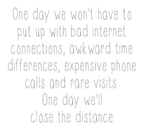 long distance relationship 700 miles