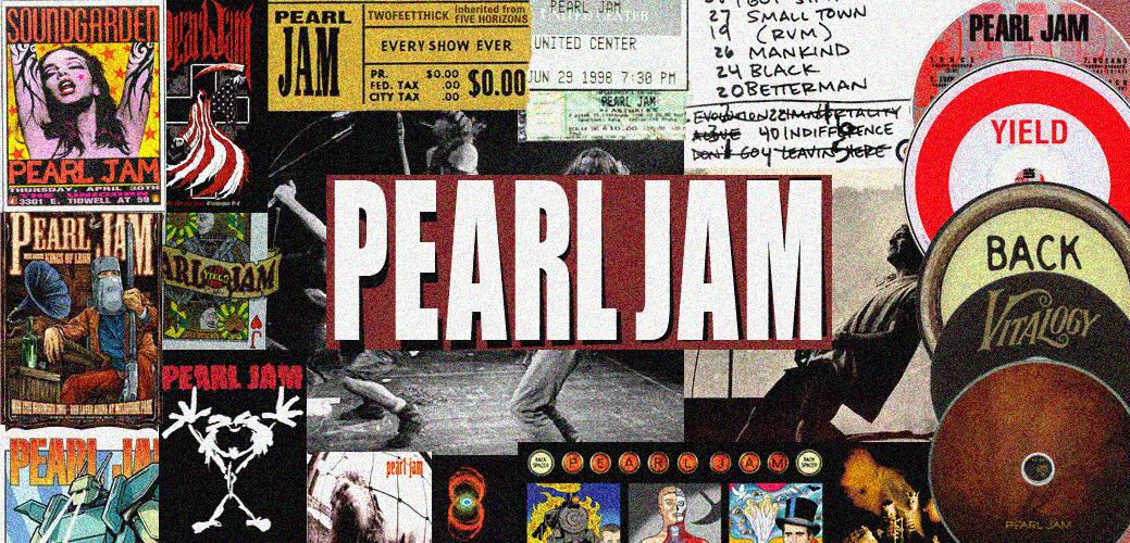 All Hail Hail Pearl Jam