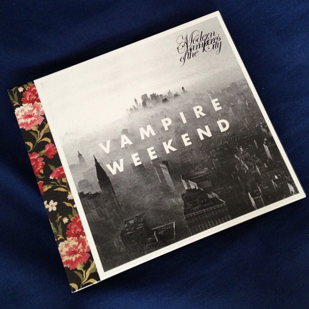 It came! #vampireweekend #MVOTC