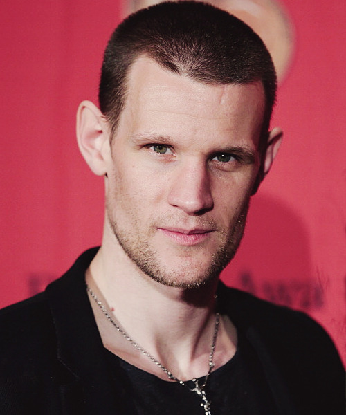 u-foundme:  colemanandsmith:  Matt Smith attends the 72nd Annual George Foster Peabody Awards (May 20, 2013)  he looks so different!  WOW!!!!!