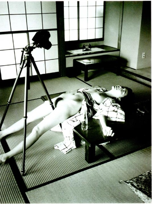 Fuyu-Koi, Love in Winter by Nobuyoshi Araki, 1997 Also