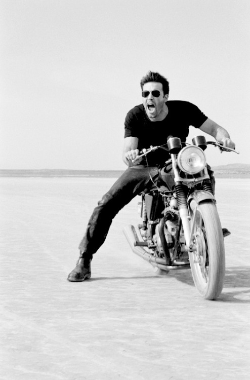 Ben Affleck by Herb Ritts.