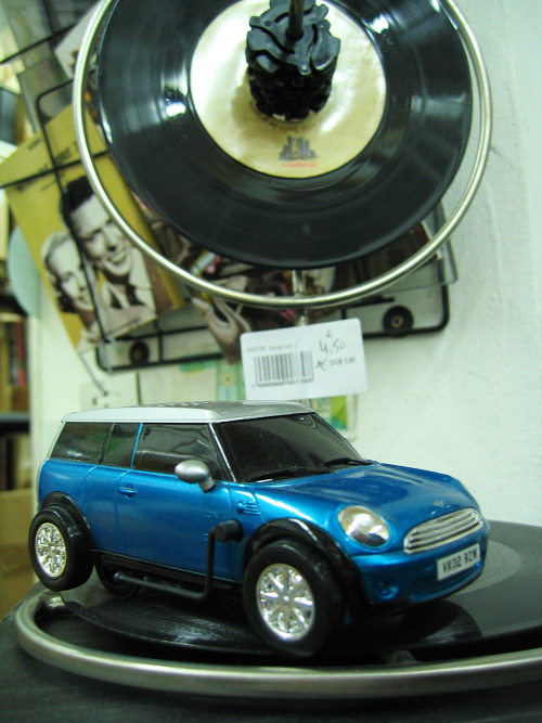 Mini Clubman Vinyl Killer