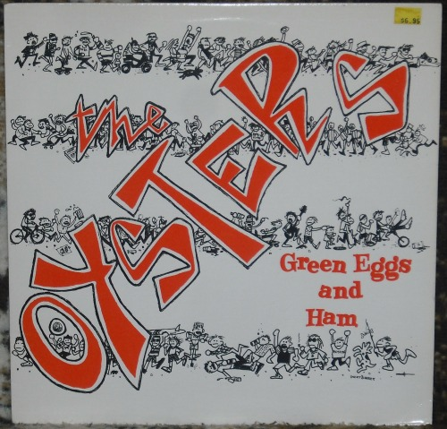 The Oysters - Green Eggs And Ham
